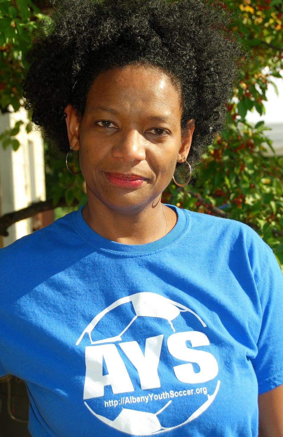 Sharon - Vice President AYS